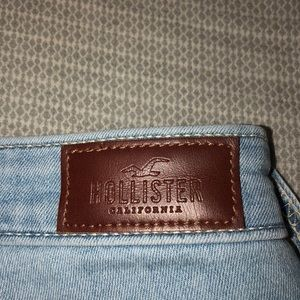 Hollister Jeans - Hollister ripped jeans (temp. price drop)